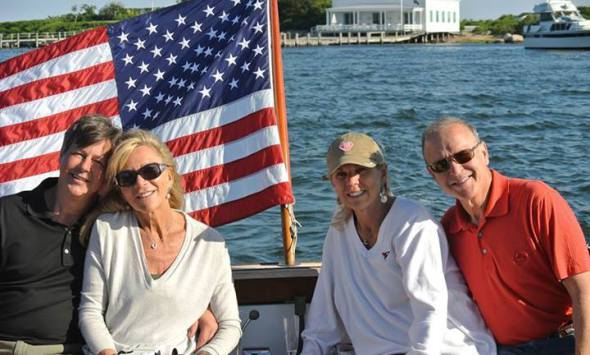 Sail or Motor Yacht Tours of Watch Hill, RI, Stonington, CT, Fishers Island and Mystic